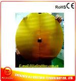 Geätzter Folien-Film-Heizung Polyimide 3D Durchmesser 550mm 150c 3m der Drucker-Heizungs-220V 1000W