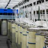 Polyester gesponnenes Garn-Funktionsgarn