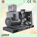 Generador de potencia diesel refrigerado por agua 93kVA75kw Genset