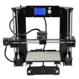 2016 3D impressora a mais nova de venda quente, impressora 3D, máquina ascendente por atacado de China mini da impressora do OEM 3D
