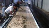 Filtre-presse de courroie de vide