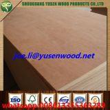 madeira compensada marinha do núcleo da folhosa de 18mm para a mobília ou o barco