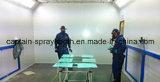 Cabina automatica di alta qualità ed eccellente del rivestimento della strumentazione di spruzzo