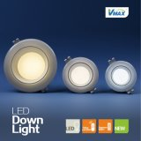 Hot Sell 15W Smart LED Downlight lampe de plafond Spotlighting avec Ce (V-DLQ08115RY)