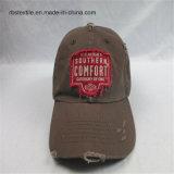 Выдвиженческая бейсбольная кепка панелей высокого качества 100%Cotton 6