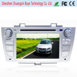 Car DVD Navigation para JAC Heyue Hatchback Silver