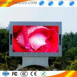 LED-Bildschirmanzeige-Panel des im Freienbad-P10 farbenreiches