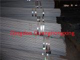 ASTM A706, HRB400, G420, JIS SD390, BS G460, Rebar deformado E400steel do Fe do N-F