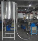 Gránulo plástico del PVC que hace la máquina