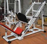 Equipo de la aptitud/equipo de la gimnasia/prensa linear de la pierna