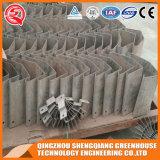 Handelsaluminiumprofil Multi-Überspannung PC Blatt-Gewächshaus