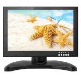 10 Zoll IPS-Bildschirm LCD-Monitor beweglicher CCTV-Prüfungs-Monitor