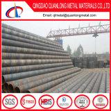 カーボンによって溶接される螺線形鋼管OEM/ODM