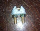 Braçadeira da potência para o grampo de corda elétrico 10mm do fio