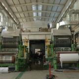 Machines de papier de soie de soie de toilette d'ensemble complet