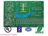 4 placa de circuito impresso sem chumbo da camada HASL com material Fr4