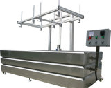 Печатная машина переноса воды бака для макания Semi автоматического гидрографического оборудования Tsautop 1.2X3.0X1.0m гидро с окунать рукоятку