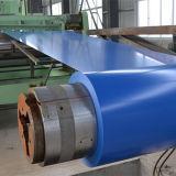 Il materiale da costruzione di PPGI ha preverniciato la bobina d'acciaio galvanizzata Dx51d