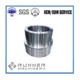 Aluminium-/Messing-/Edelstahl-Metallpräzisions-Autoteile CNC maschinelle Bearbeitung