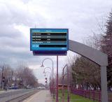65 Zoll an der Wand befestigte LCD-Bildschirmanzeige für im FreiendigitalSignage Media Player