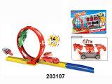 La velocità superiore tir indietroare il giocattolo dell'automobile ferroviaria per il ragazzo (203111)