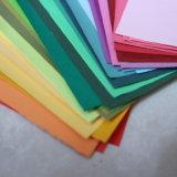 La couleur solide neuve a estampé le papier pour les meubles, forces de défense principale, stratifié, contre-plaqué