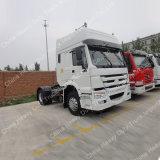 Vrachtwagen van de Tractor van de Versnellingsbak Zf LHD van Sinotuck HOWO 4X2 de Op zwaar werk berekende