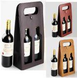 Упаковка подарка коробки вина высокого качества складывая