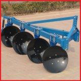 Traktor eingehangener Platte-Pflug, 4 Platten, Traktor-Platten-Pflug (1LY (T) - 425)