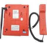 Rote Farbe G-/Mtischplattentelefon (KT1000-130C)