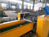 Hilados de poliéster de residuos de corte / corte de la máquina
