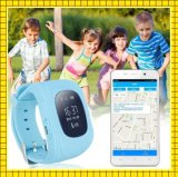 2016 Paypal Accepte Sos Q50 Kids Smart Watch