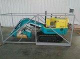 최신 판매 굴착기 정원을%s, 농장 장소 0.8ton 궤도 크롤러 굴착기