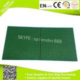 1000 * 1000 * 20 mm de caucho Suelo Baldosas de suelo para Gym Fitness Area