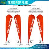 Bandeiras feitas sob encomenda do Teardrop da praia do vôo (NF04F06120)