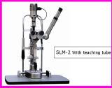 Biomicroscope 의 틈새 램프는, 가르치는 관을 연결할 수 있다