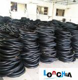 Câmara de ar interna da motocicleta da qualidade da fábrica do pneumático de Longhua (375-19)