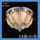2014 Hot Sale Modern Glass Crystal Ceiling Lamp (MX91881)