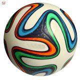 Sfera di calcio calda di gioco del calcio dell'unità di elaborazione di 2015 Handsewing