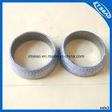 guarnizione del silenziatore della grafite dell'acciaio inossidabile di 58.7*42.5*15 millimetro per Daewoo Cielo