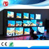 Modulo della visualizzazione di LED del quadro comandi del LED esterno di animazione/pellicola/dello schermo SMD di RGB LED del quadro comandi della maschera P6