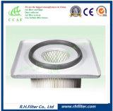 Cartuccia di filtro dell'aria del mandrino del quadrato di Ccaf per il filtro dalla polvere