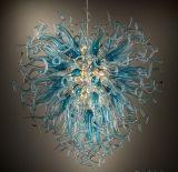 Candelabro colorido do vidro de Murano