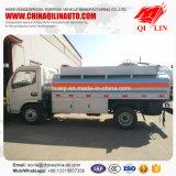 Charge utile maximum 4.2 tonnes réapprovisionnant en combustible le camion-citerne aspirateur à vendre