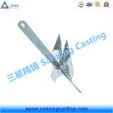 China-Hersteller-Qualitäts-Stahlgußteil-und Edelstahl-Absinken der Anker