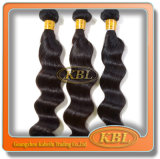 La prolongation péruvienne bon marché de cheveux empaquette la vente chaude