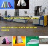 Hoher Rohr-Plastik der Produktionskapazität-pp., der Maschinerie produzierend verdrängt