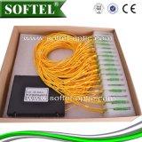 divisore ottico del PLC della fibra 1X8