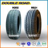 Neumático del Haida, neumático doble de rey PCR, neumático del vehículo de pasajeros del triángulo
