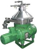 Separación trifásica del disco del separador automático de alta velocidad de la centrifugadora
